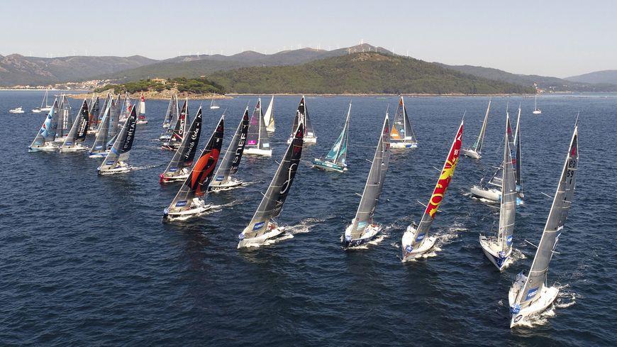 47 skippers prennent le départ de la Solitaire du Figaro 2019.
