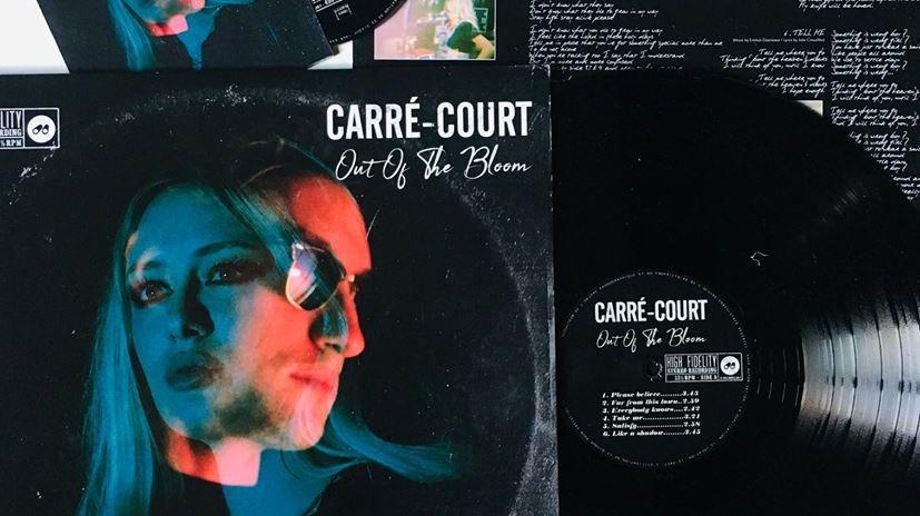 Un Live pour découvrir le premier album du groupe Carré Court