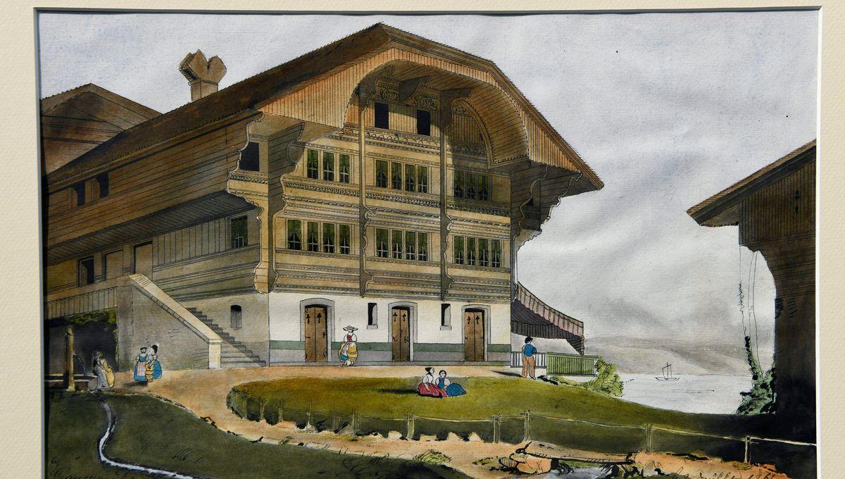 Indre-et-Loire : le premier dessin connu de Paul Gauguin bientôt mis aux enchères