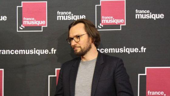 Stéphane Roth, nouveau directeur du festival Musica qui se tiendra à Strasbourg du 20 septembre au 5 octobre