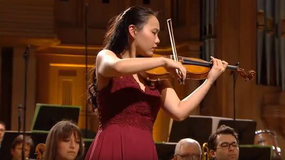Stella Chen, grande gagnante du Concours Reine Elisabeth 2019