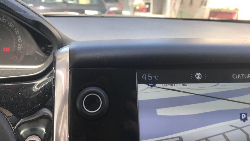 En plein soleil, le thermomètre s'est affolé en Normandie.