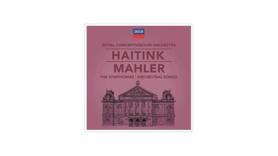 Bernard Haitink Mahler DECCA