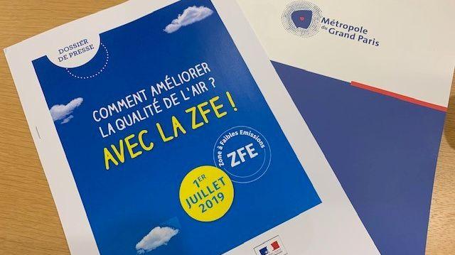La ZFE mise en place dès le 1er juillet