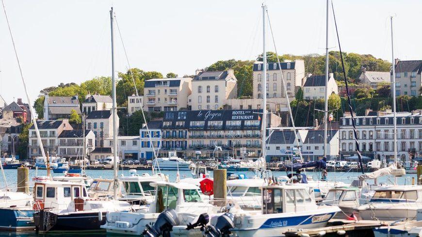 Hôtel Restaurant Le Goyen 4* à Audierne