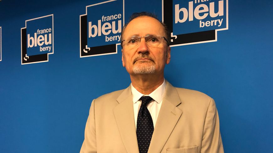 Pierre-François Gâchet, directeur académique des services de l'Éducation nationale dans l'Indre