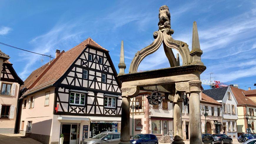 le plus beau village rosheim la voie de la souplesse. Black Bedroom Furniture Sets. Home Design Ideas