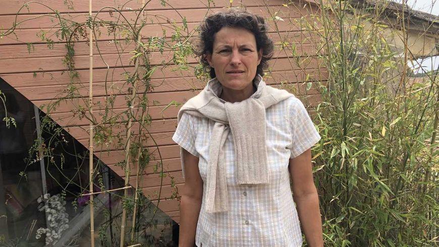 Laure Chelle, victime d'agression sexuelle, a accepté de témoigner pour la première fois