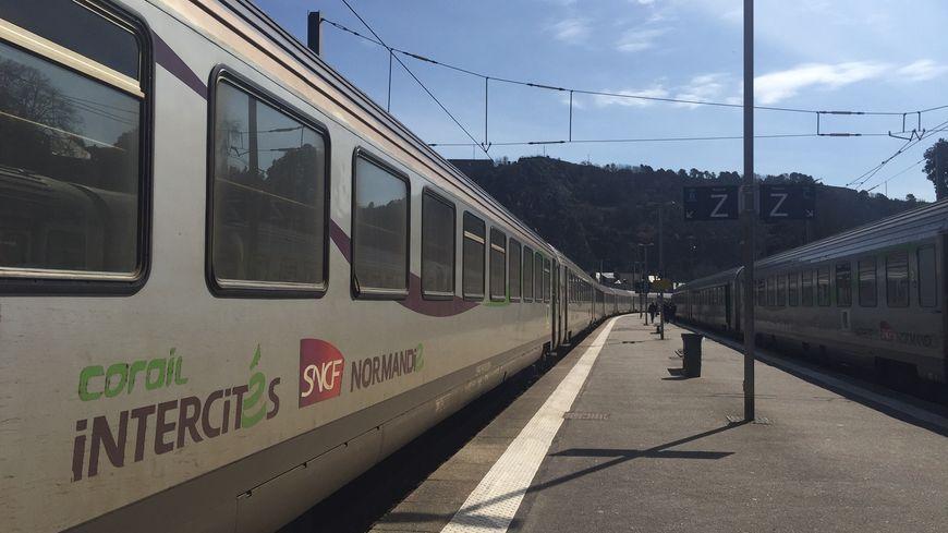 Du retard sur la ligne SNCF Paris Caen Cherbourg ce jeudi matin