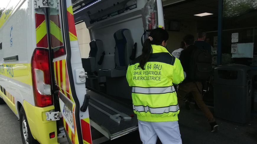 Une puéricultrice est systématiquement à bord du SMUR Sud-Aquitain