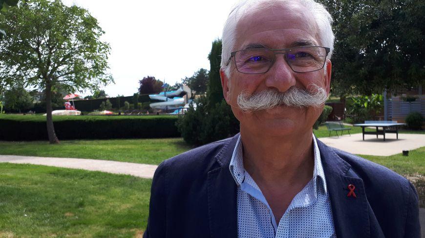 Jean-Loup Arénou, vice-président de la communauté de communes Coeur d'Astarac en Gascogne (32°