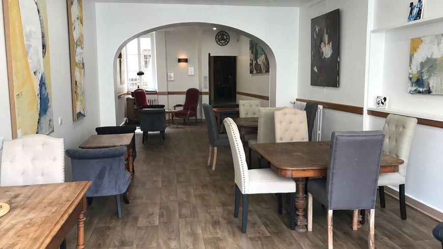L'Esquisse a ouvert ses portes lundi 3 juin à Guéret