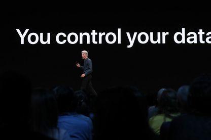 Apple veut prendre une longueur d'avance sur Google et Facebook sur la question des données personnelles