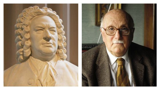 Bach et Jean Tardieu