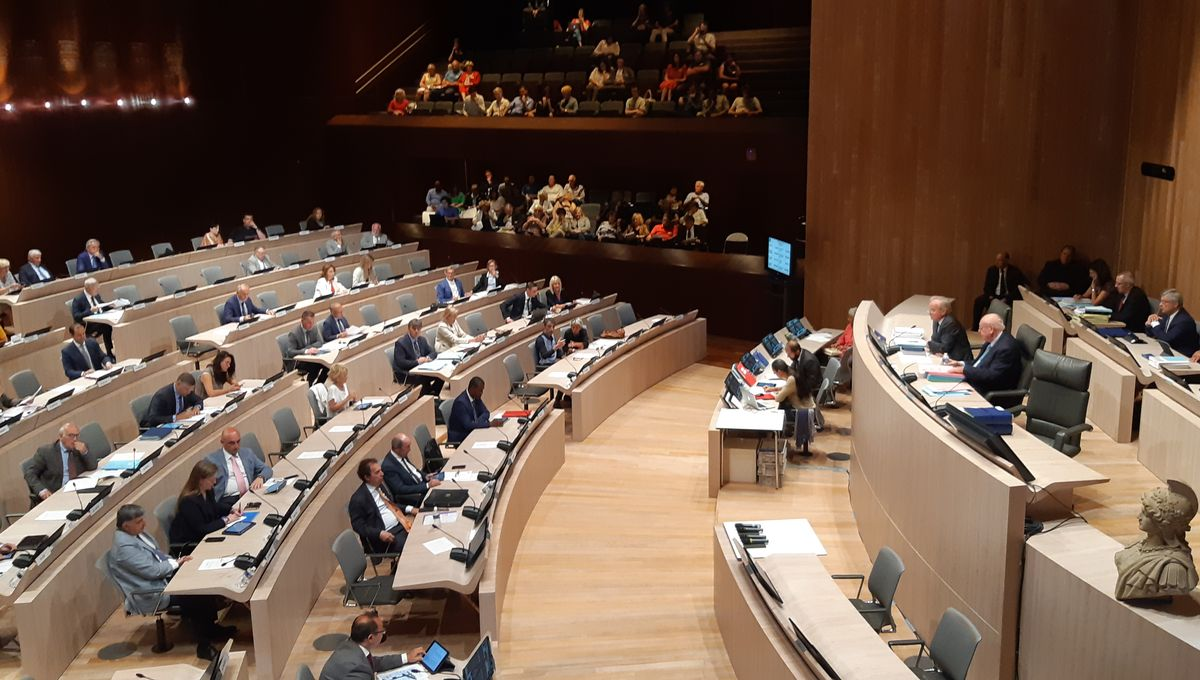 La charte du relogement votée en conseil municipal à Marseille