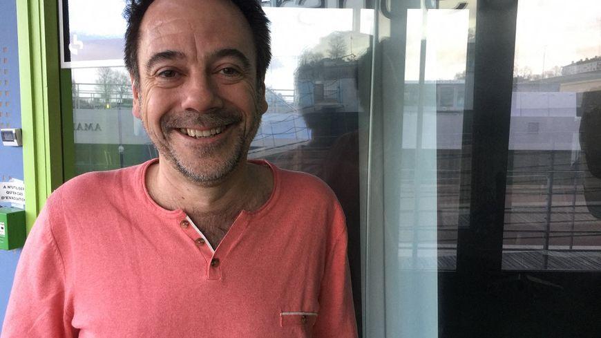 """""""Michel Bussi est le rédacteur en chef de France Bleu Normandie ce mardi 11 juin"""