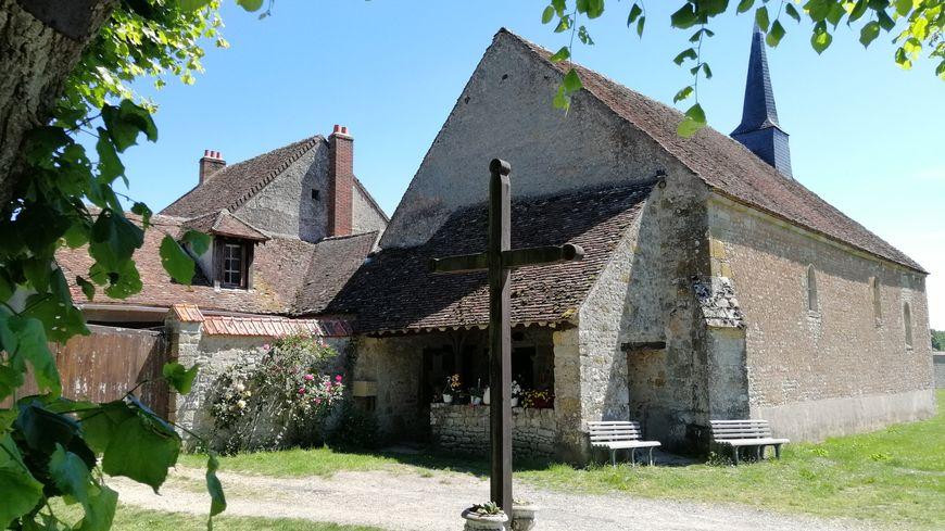 L'église Saint-Martin-le-seul est un édifice modeste, mais dont les premières pierres ont été posées il y a environ 1 100 ans.