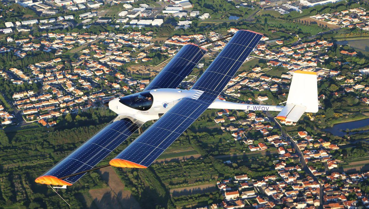 Electric Flight Spirit s'installe à Léognan pour proposer des petits avions 100% écolo aux aéroclubs