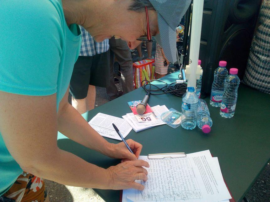 Les riverains ont lancé une pétition pour tenter de stopper le projet.