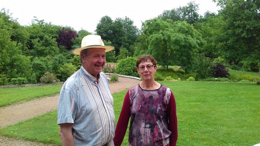 A la ville comme au jardin, Roseline et Jean-Pierre ont la main verte joyeuse