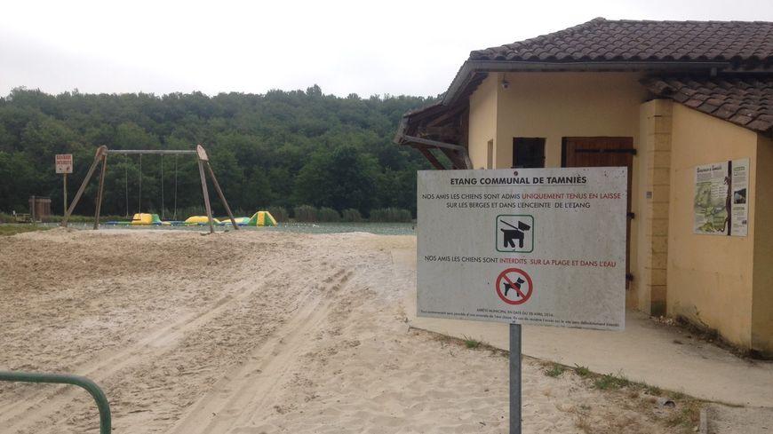 L'étang communal de Tamniès est surveillé tout l'été à partir du samedi 29 juin.