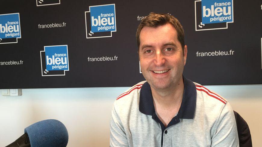 Emeric Lavitola, 1er secrétaire du parti socialiste de Dordogne