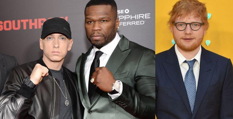 Eminem Et 50 Cent Se Retrouveront Sur Un Nouveau Titre