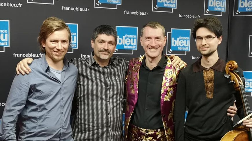 Yann Golgevit dans Bleu Hérault Live