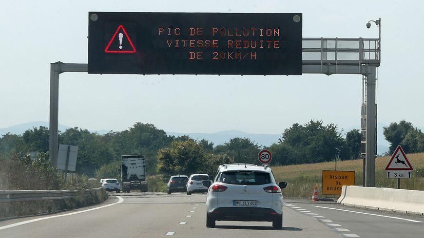 La Moselle reste en alerte pour un pic de pollution à l'ozone