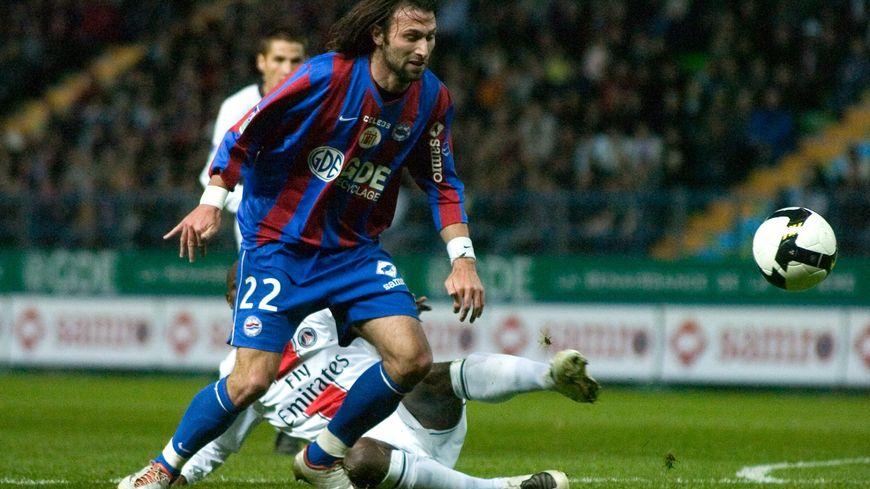 Cédric Hengbart fait partie du top 10 des joueurs ayant le plus porté le maillot du SM Caen