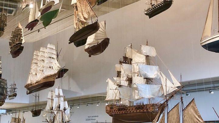 Musée Mer Marine Bordeaux