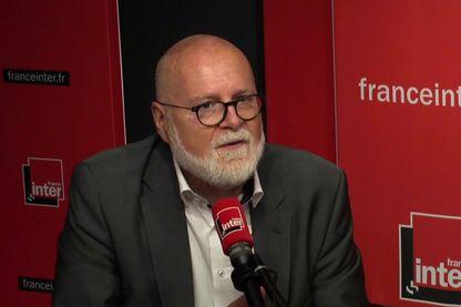 Alain Régnier, délégué interministériel chargé de l'Accueil et de l'Intégration des réfugiés.