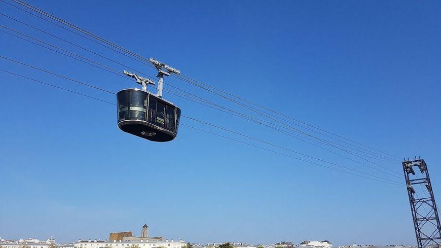 Le téléphérique de Brest connait de nombreux soucis depuis son lancement