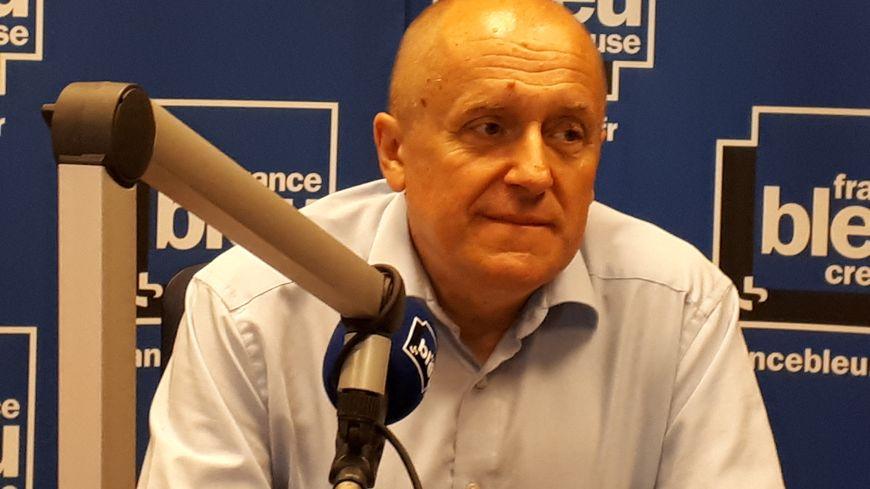 Thierry Bourguignon, futur ex 1er adjoint à Guérét
