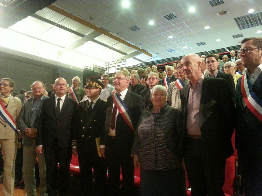 250 maires de communes rurales participaient à cette assemblée générale annuelle