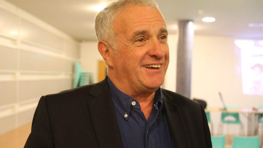 Alain Doucet président de la ligue Occitanie de rugby