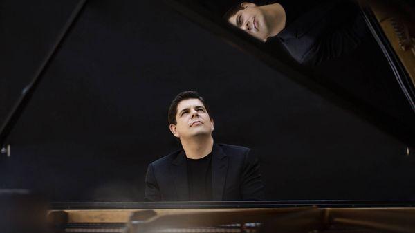 Javier Perianes, pianiste espagnol, est l'invité du jour