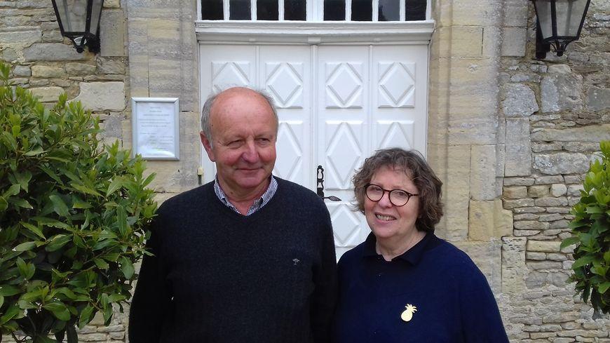 François et Agnès Lemarié