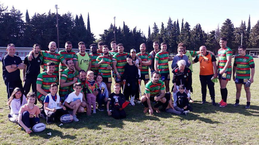 Rugby à XIII : Baho sacré champion de France d'Elite 2