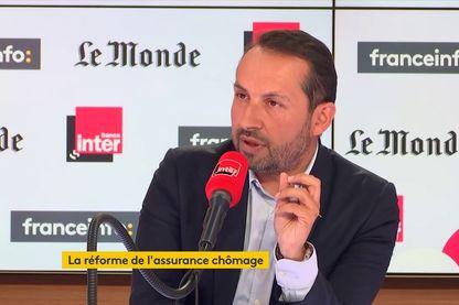 Sébastien Chenu invité de Questions Politiques le 30 juin 2019