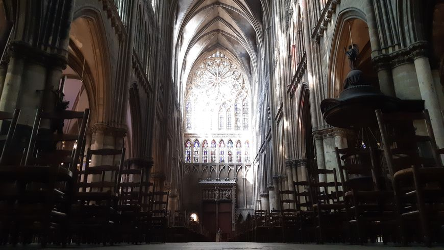La Cathédrale Saint-Etienne de Metz célèbre en 2019-2020 le 800e anniversaire de sa construction.