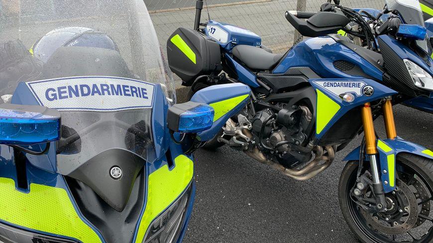 Les gendarmes ont intercepté un motard un peu pressé ce samedi matin au niveau de Champéon.