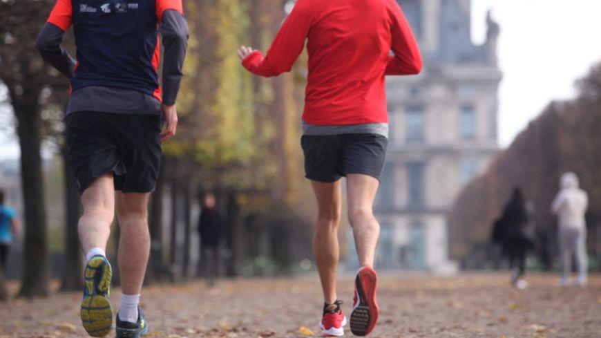 Malgré, la canicule, certains continuent de faire leur jogging
