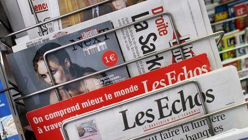 Les médias français : un «Cœur », une « Couronne », des « Satellites », une « Niche ».
