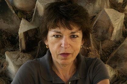 """Lieve Joris auteure de """"Fonny"""" aux Editions Actes Sud."""