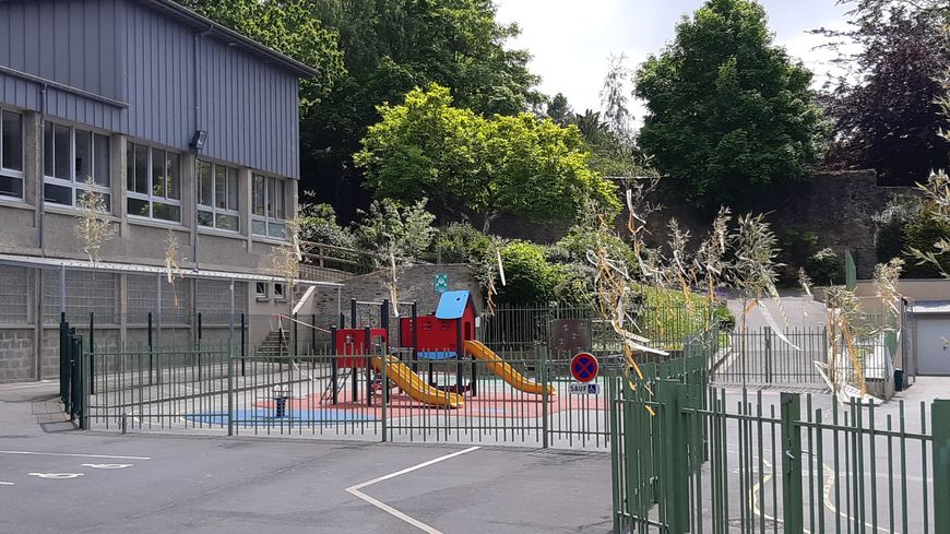 Illustration : les écoles de Poitiers sont fermées jeudi 27 et vendredi 28 juin.