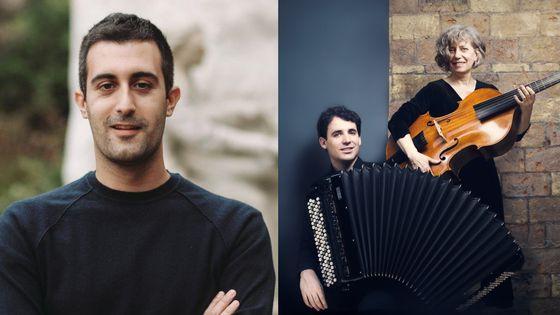 Joan Magrané Figuera par Daniel Campbell et Duo Inattendu par Igor Studio