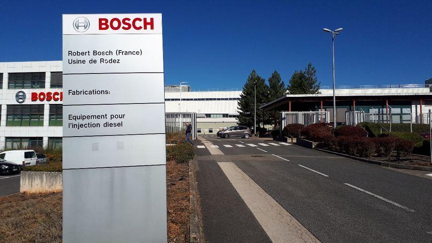 L'usine Bosch de Rodez emploie 1.500 personnes qui fabriquent des injecteurs diesel.