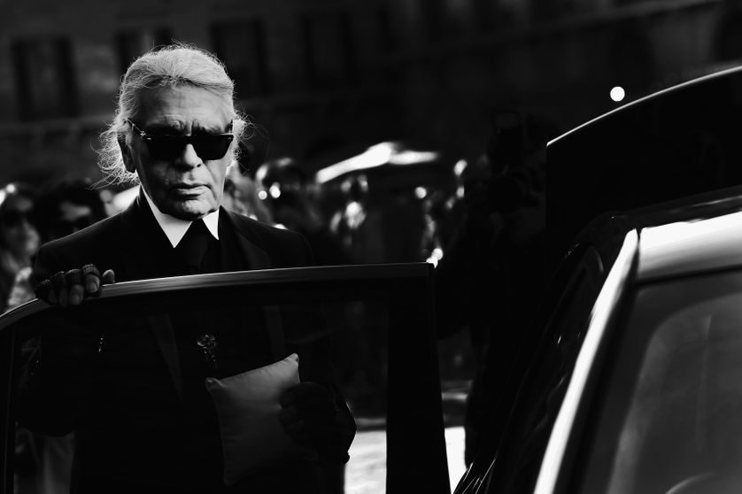 L'énigme Lagerfeld