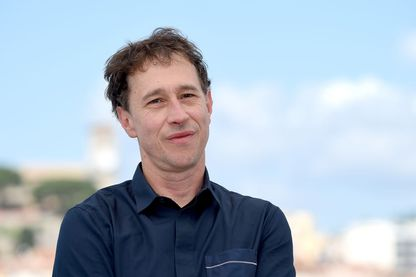 Bertrand Bonello à Cannes, mai 2018